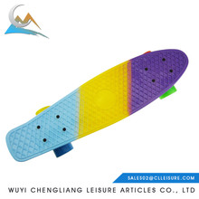 2017 fade pastel cheap complete skateboard