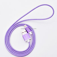 colorful MFi approved 1m MFi usb cable