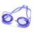 Great performance silicone adults racing anti uv swimming goggles