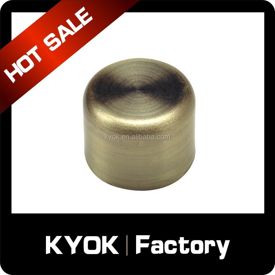 KYOK Heavy Duty Window Curtain Rod Ends, Adjustble Curtain Pole Caps, Curtain Rods Accessories Factoy in Foshan