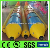2014 funny double tube inflatable banana boat for sale
