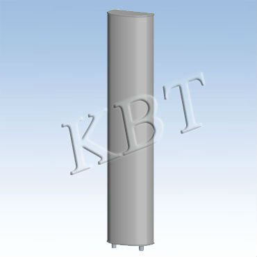 XPol 824-896MHz 16.5dBi 65 Degree Variable Electrical Downtilt GSM Base Station Sector Antenna