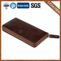 Experienced Factory Oem Service Leather Luxury Quality Woman Leather Wallet Brand