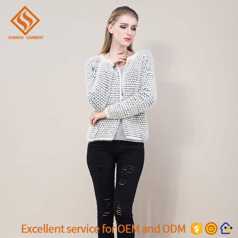 2017 Spring new arrival ladies sweater cardigan coat , knit cardigan sweaters women