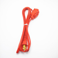 UL Listed For Indoor Use 6 FT SPT-2 travel extension cord