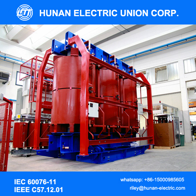 Custom OEM professional 10/0.4kv dry type transformer competitive price best quality