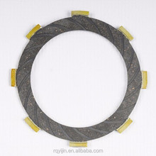 OEM quality best price CT100 motorcycle paper based clutch plate