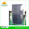 Polycrystalline silicon high power effciency 280W solar cell/solar panel price yingli solar panel