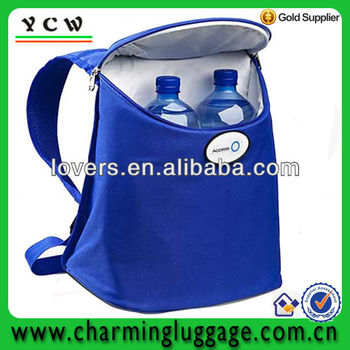backpack style cooler bag for hiking&picnic