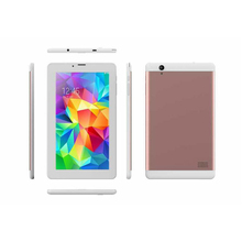 Metal case two camera MTK6582 quad core phone calling android tablet pc 8 inch