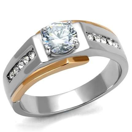 jewelry wholesale spikes stainless steel ring engagement rings for indian couple