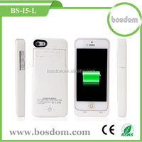 BS-I5-L 2200mah 3 in 1 external battery case for iphone 5 5c 5s best selling retail items