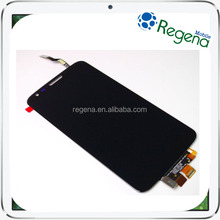 LCD digitizer touch panel assembly OEM for LG Optimus G2 D800 D801