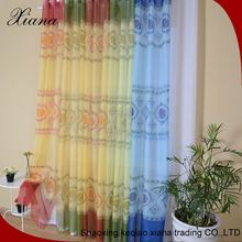 100%polyester sheer bamboo beaded curtain