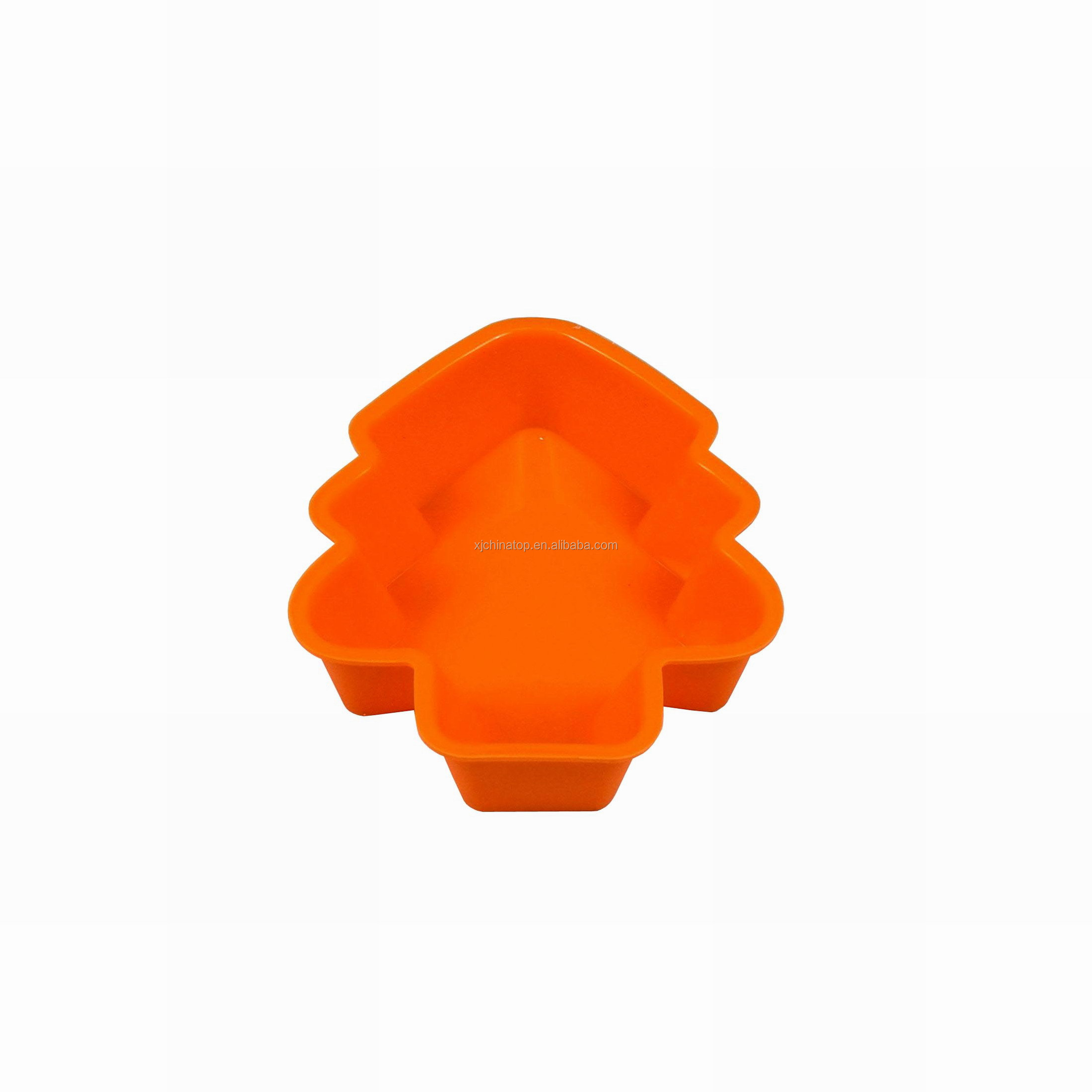 Jk16238F Christmas Tree Cake Mold Bakeware Silicone