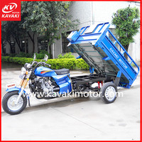 200cc tricycle trikes with cargo box cover wuyang model