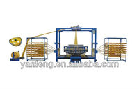 Easy and Simple to Handle Woven Bag Machine