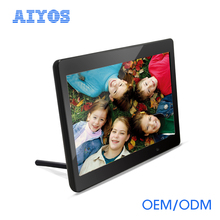 13 inch full HD Digital Photo Frame for hot english movies,digital picture frame