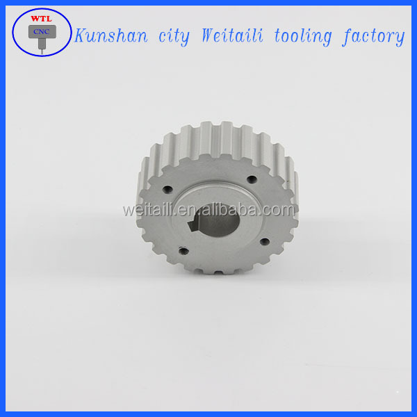 Aluminum Non-standard Part CNC Milling and Drilling Mechanical Parts