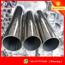 ss304 sanitary seamless stainless steel pipes