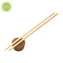 Factory direct sales and disposable round bamboo chopsticks