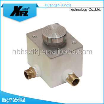 Economic Concealed Foot Switch Pedal Flush Valves