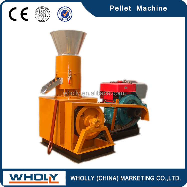 Advanced Biomass Wood Pellet Machines For Sale