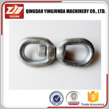 Marine hardware forged double eye swivel