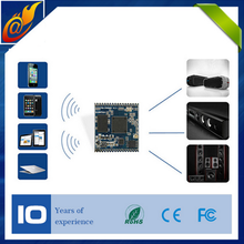 ODM &OEM cheapest openwrt WLAN WiFi module,Wireless module serial 2.4Ghz WiFi module