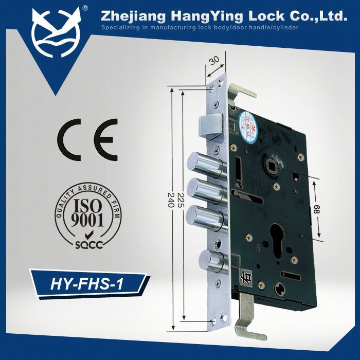 Cheap Prices!!! High Sercurity CE Certificated manual line lock