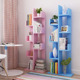 simple design modern tree shaped bookshelf for children