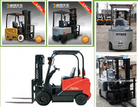 ce& epa new model mini 2000kg electric forklift with reliable separate excitation motor