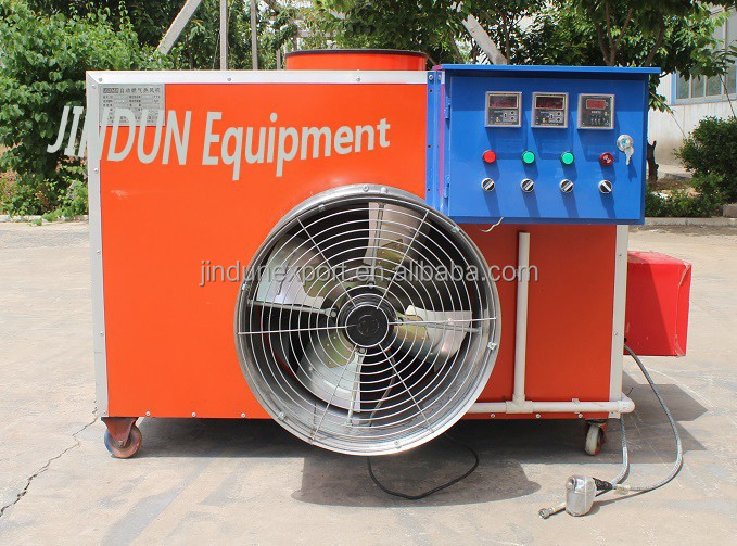 Industrial greenhouse &poultry equipment oil filled fan heater
