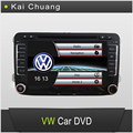 with BT,Radio,media player, Car DVD Player 7 inch for VW Sharan with GPS navigation
