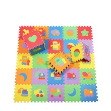 Colorful Foam Puzzle Mats For Baby