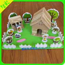 High quality educational EVA foam puzzle toys of blocks for Children to develop intelligence