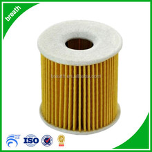Oil filter manufacturers china HU68X with o ring low price