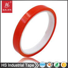 19mm x 50m Transparent Double Sided Pet Heating Film With Adhesive Tape