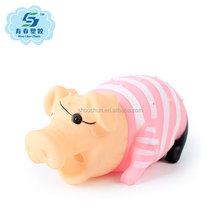 Hot Selling Scream pig shape pet toys for dog