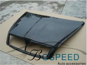 Car engine hood cover carbon bonnet OEM type for Skoda Octavia