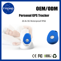 With Charging Base Station Personal Child GPS Tracker Small GPS Tracker For Personal Items Pets Cars 3G Waterproof GPS Tracker