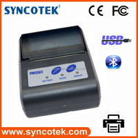 pocket 58mm receipt mini 4.0 bluetooth mobile thermal printer