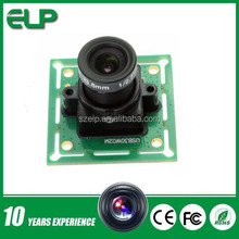 640X480 VGA driver free OV7725 USB cmos mini camera module with 2.1 mm board lens for PC computer