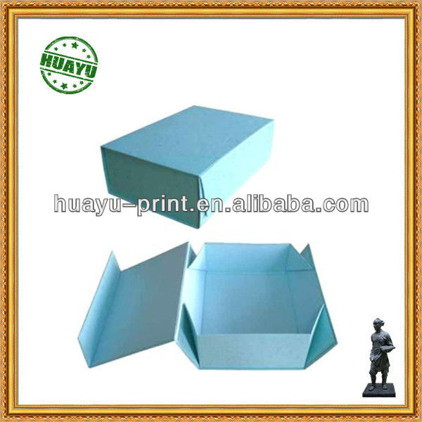 design your own Brand folding boxes /CMYK folding boxes printing