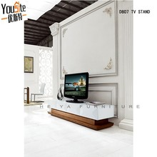 Wooden tv stand wall mounted telescoping in India