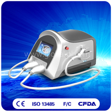 portable two handles shr ipl machine ce approved hair removal for salon