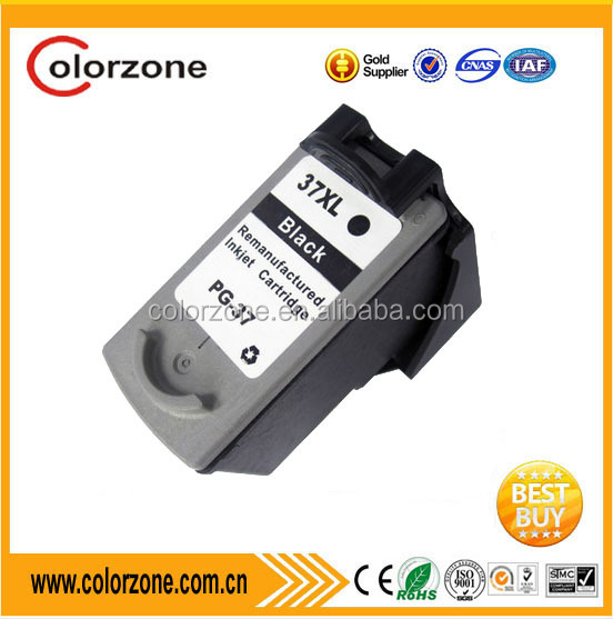guangzhou compatible ink cartridge for canon PG-37