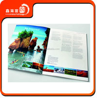 unique cheap custom printing travel brochure