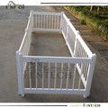 Customized cheap plastic children fence factory