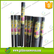 UV protect agriculture spunbond nonwoven fabric for garden weed/plant control fabric